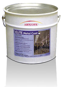 Elite Metal Coat